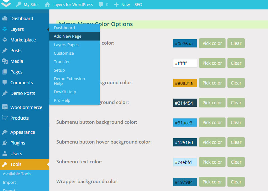 Change Font Color In Body Of WordPress Page